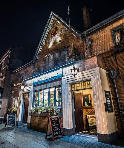 Hale The Railyway Pub