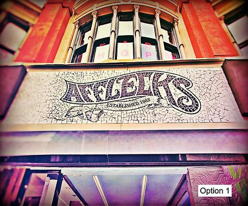 Manchester Afflecks Palace (4 options)