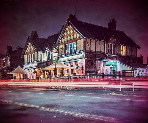 Salford Blue Bell Pub Monton