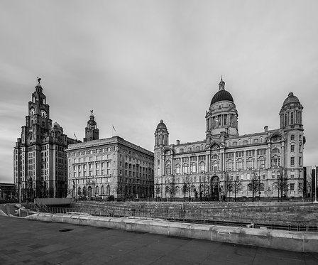 Liverpool 3 Graces