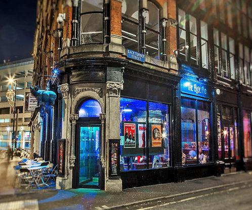 The Blue Pig Pub (Northern Quarter Manchester)