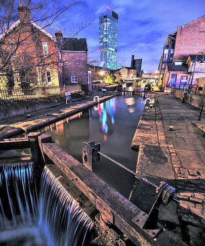 Manchester Castlefield Nights