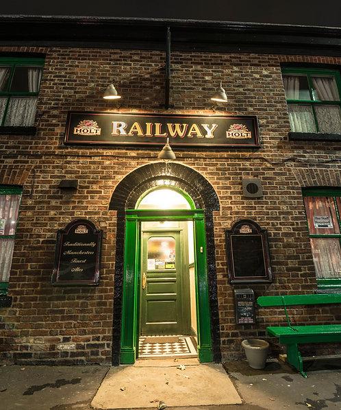 Altrincham Railway Pub