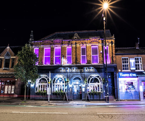 The Stoker Arms Pub (Didsbury Manchester)