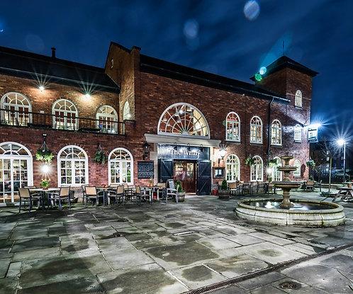 The Wharf Pub (Castlefield Manchester)