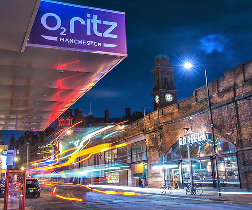 The O2 Ritz Night Club (Manchester)