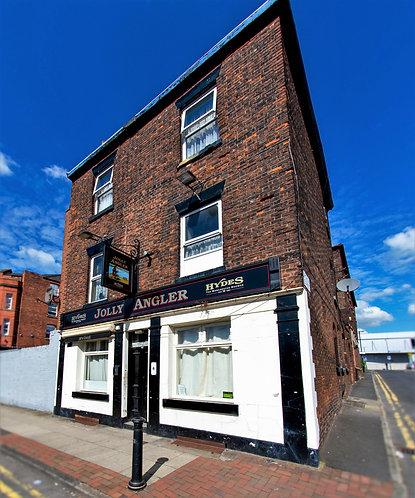 Jolly Angler Pub (Northern Quarter Manchester)