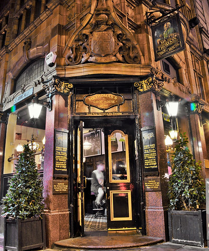 Mr Thomas's Chop House Pub (Manchester)