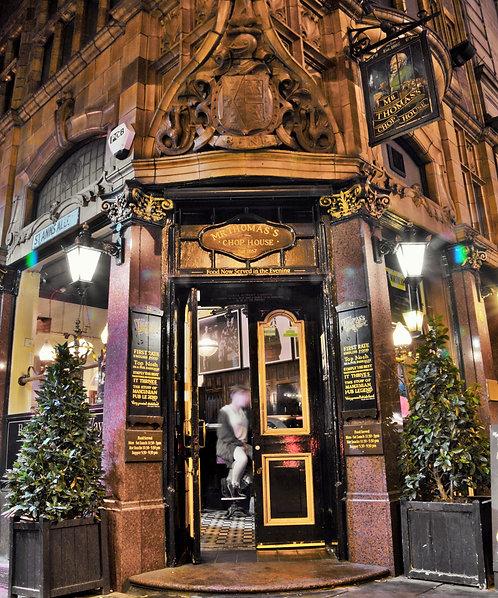 Thomas Chop House  Manchester
