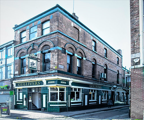 Gullivers Pub (Northern Quarter Manchester)