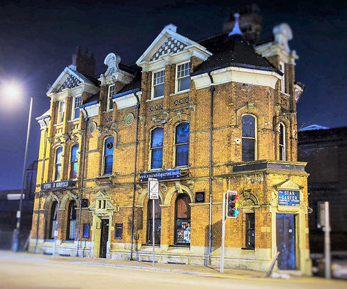 Star & Garter Pub (Manchester)