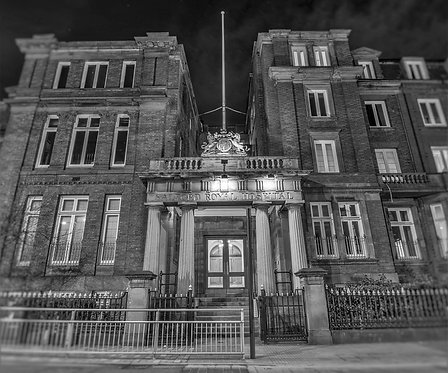 SALFORD OLD ROYAL HOSPITAL