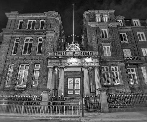 Salford Old Royal Hosipital