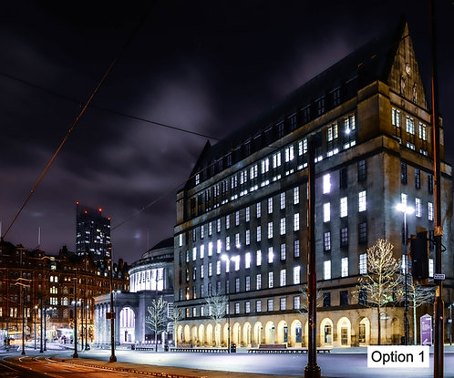 Manchester St Peters Square (7 options)