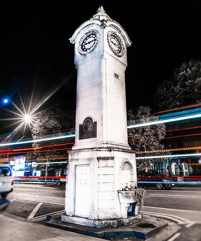 Manchester Didsbury Clock
