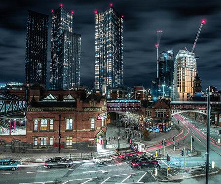 Manchester Deansgate