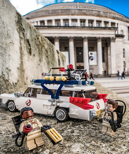 Ghostbusters 2 - Manchester (Lego Minifigures)
