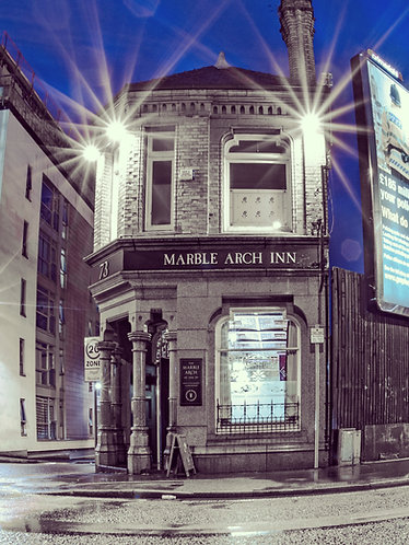 Marble Arch Inn Pub (Manchester)