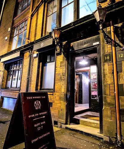 The Whiskey Jar Pub (Northern Quarter Manchester)