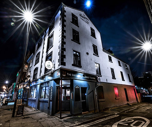 The Smithfield Market Tavern Pub (Northern Quarter Manchester)