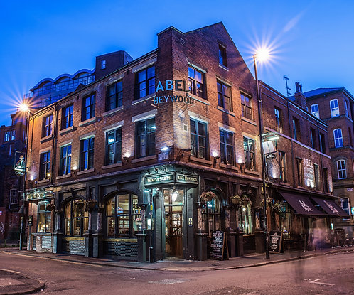 Abel Heywood Pub (Northern Quarter Manchester)