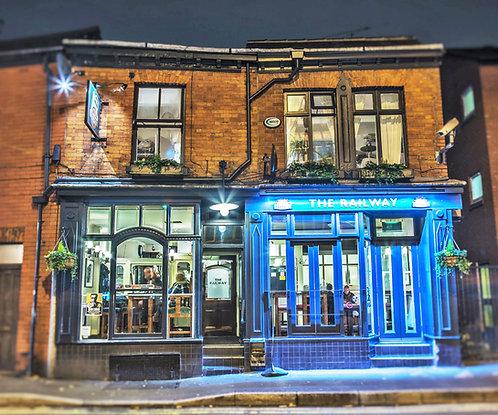 The Railway Pub (Didsbury Manchester)