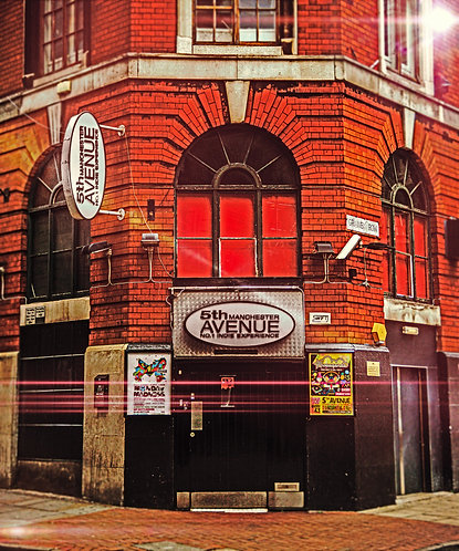 5th Avenue Night Club (Manchester)