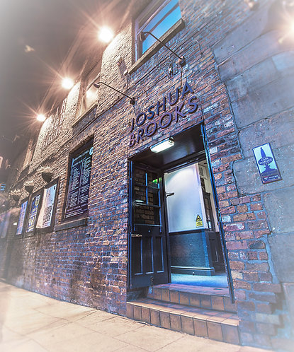 Joshua Brooks Pub (Manchester)