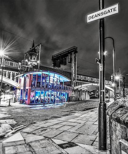 The Knott Bar (Deansgate Manchester)