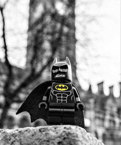 Batman 2 - Manchester (Lego Minifigures)