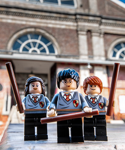 Harry Potter 2 - Altrincham (Lego Minifigures)