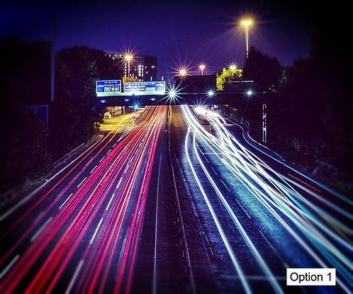 Manchester Mancunian Way (4 options)