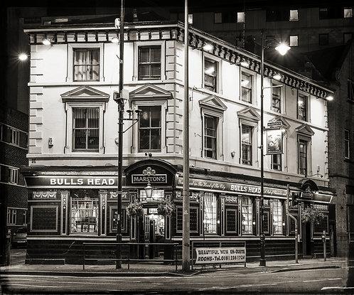 Bulls Head Pub (Manchester)