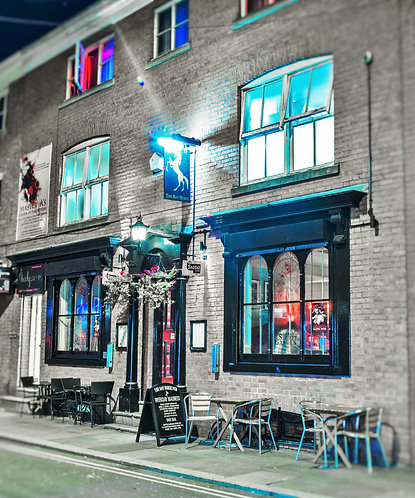 The Bay Horse Pub (Northern Quarter Manchester)