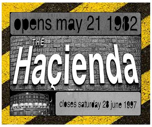 Hacienda Club Montage (Manchester)