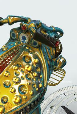 アメンボのドローンバイク