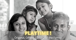 PLAYTIME! Original, Offline Games for the Family