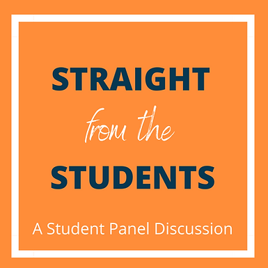 Learning during COVID: Student Perspectives