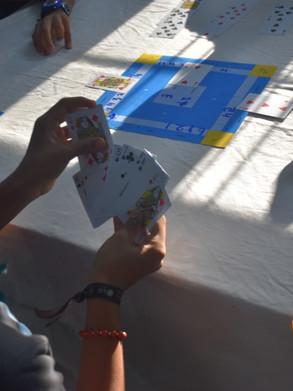 Bridge, Hool, Mind Game, Students, Bridge