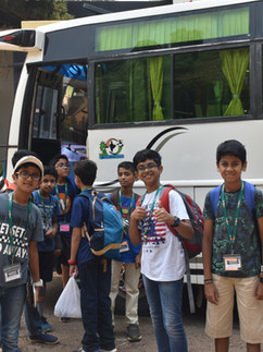 Boarding Bus to Navadarshanam.JPG