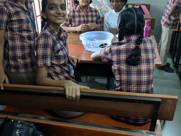 Experiential Learning Workshop  @ Sir Mutha School, Chennai