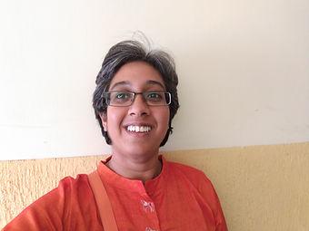 Anusha Krishnan