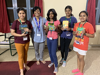 Roopa Rai, Celebrated Children's Author,