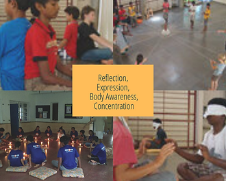 Reflection, Expression, BOdy Awareness,
