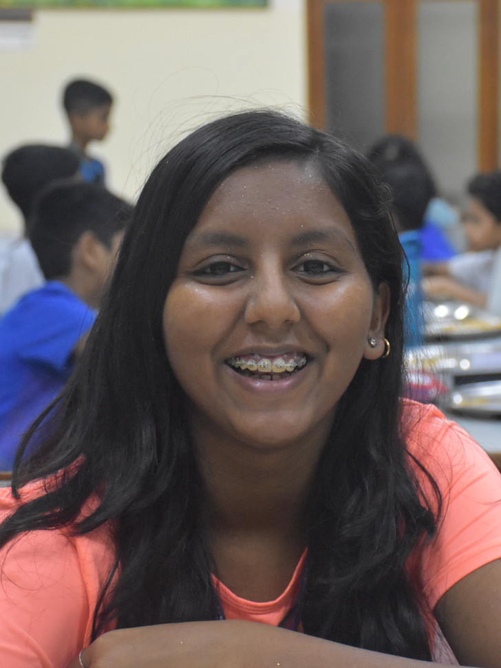 RC Mallika at the Cafeteria.JPG
