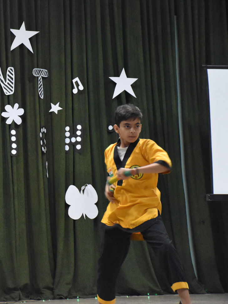 Talent Night, Adi Elassery, Karate, Judo