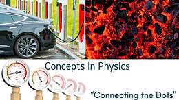 Connecting the Dots: Concepts in Physics