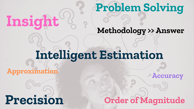 Intelligent Estimation