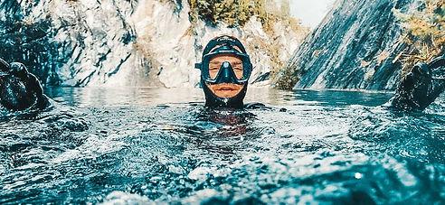 мраморный каньон горный парк рускеала да
