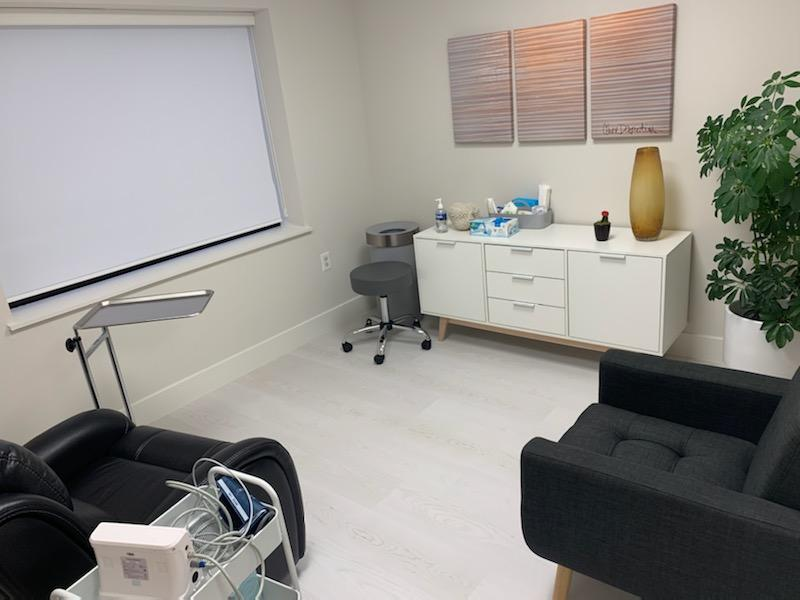 Avesta McLean Treatment Room
